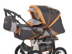 sprzedam wózek wielofunkcyjny tanio breaker  baby activ