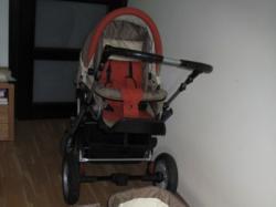 Sprzedam wózek wielofunkcyjny VEDI firmy Jedo, na gwarancji do III.2011