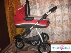 Sprzedam wózek wielofunkcyjny X-Lander XT (gondola+ spacerówka+ fotelik)