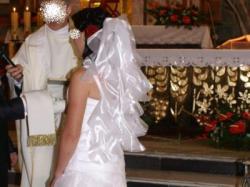 Sprzedam wyjątkową suknię Papa Michel