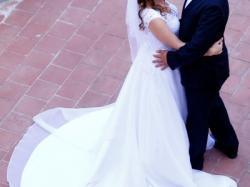 Sprzedam wyjatkową suknię ślubną