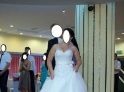 Sprzedam wyjątkową Suknie Ślubną !