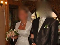 Sprzedam wyjatkową suknie ślubną