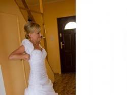Sprzedam wyjątkową suknię ślubną !!!