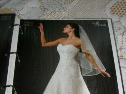 """sprzedam wyjatkowa suknie slubna MS MODA 2009 model """"CARLA"""""""
