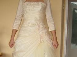 Sprzedam WYJĄTKOWĄ suknię ślubną WYJĄTKOWEJ dziewczynie.