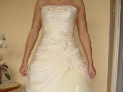 Sprzedam WYJĄTKOWĄ suknię ślubną WYJĄTKOWEJ dziewczynie