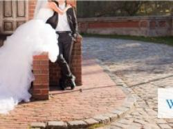 Sprzedam wyjątkową suknię ślubną z trenem odpinanym na zamek!