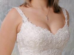Sprzedam wyjątkową suknię z kolekcji Justin Alexander, model: 3243