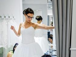 Sprzedam wyszczuplającą suknię ślubną!!!