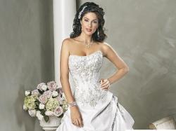 Sprzedam zadatek na suknię ślubną - 400 PLN taniej
