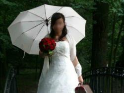 sprzedam zjawiskową suknię ślubną z kolekcji Herm's KIVOR