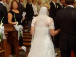 sprzedam zjawiskową suknię ślubną zakupioną w MADONNIE