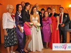 Sprzedam zmysłową suknię ślubną