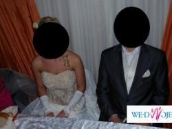 SprzedamOrginalną  Suknię Ślubną z kolekcji Emmi Mirage, model Serenada....