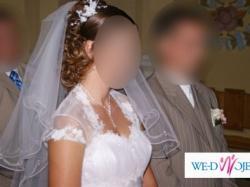 Sprzedan suknię ślubną