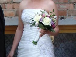 Sprzedem suknię ślubną - model Delicja