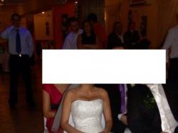 sprzedma suknię ślubną