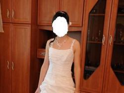 spszedam suknie ślubną
