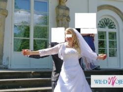 spzedam suknie ślubną