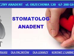 Stomatolog Dentysta Głogów Anadent