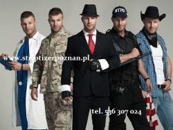 Striptizer Poznań