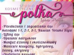 Studio Kosmetyczne POLKA, Izabela Pietrzak