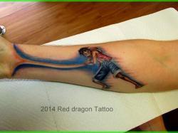 Studio tatuażu Reddragon-tattoo