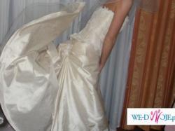 Stylowa suknia dla stylowej panny młodej