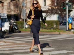 Stylowe, kobiece i znów modne! Ołówkowe spódnice wracają do łask