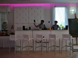 Stylowy i elegancki bar weselny - BarManiera Catering Barmański