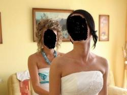 Subtelna i lekka suknia ślubna