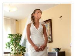Subtelna i olśniewająca suknia!