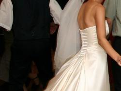 Subtelna suknia