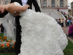 Subtelna suknia ślubna DOLORES do sprzedania!!!