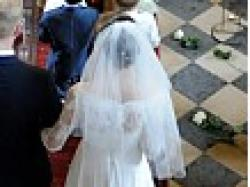 Subtelna suknia ślubna Impressja
