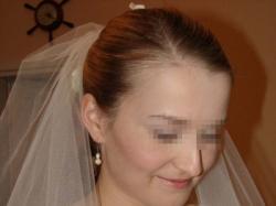 Subtelna suknia ślubna Ines