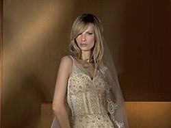 Subtelna suknia śubna BAGDAD z salonu MADONNA