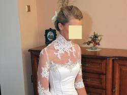 sukienka dla szczuplutkiej PM