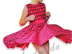 Sukienka dziewczęca Ada + bolerko