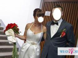 Sukienka idealna na ślub cywilny firmy Papilio