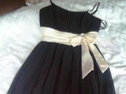 sukienka na wesele, romantyczna, zwiewna