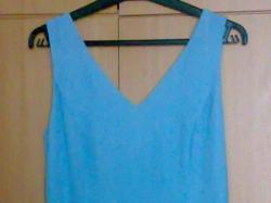 Sukienka niebieska, rozm 42