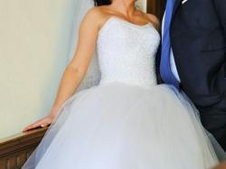 Sukienka ślubna - 36/38 Princessa