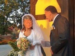sukienka ślubna dla Ciebie