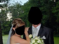Sukienka ślubna+dodatki