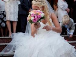 Sukienka Ślubna HISZPANKA 38-40