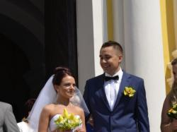 Sukienka Ślubna LEA od Violi Piekut