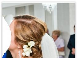 sukienka ślubna literka A