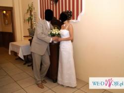 sukienka ślubna na sprzedaż